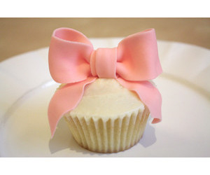 cupcake, pink, and cute image