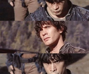 new episode, the 100, and bob morley image