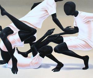 art, acrylic, and arte image