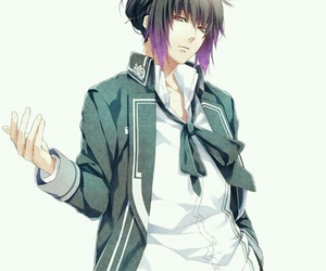 fan art, anime boy, and otome game image