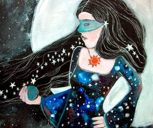 art, etsy, and goddess image