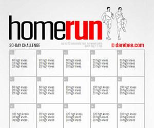 cardio, challenge, and fitness image