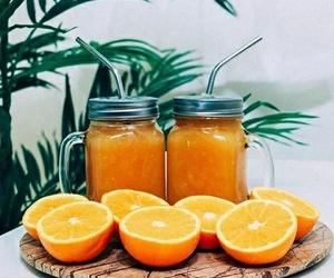jus, orange, and love image