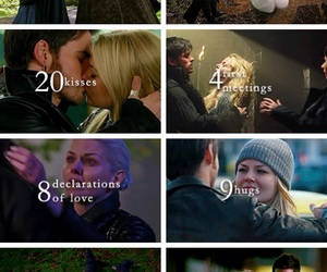 emma, once upon a time, and love image