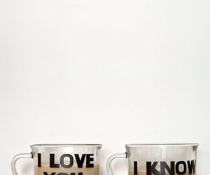 coffee, cup, and couple image