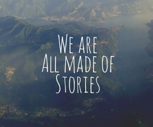 story, quote, and all image