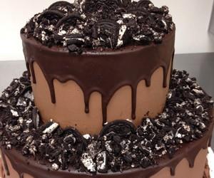 cake chocolate oreo image