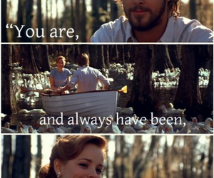 love, the notebook, and Dream image