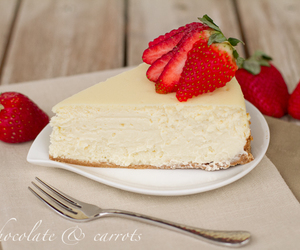 sweet, cheesecake, and delicious image