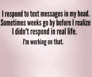 text, funny, and life image