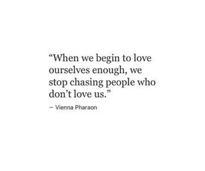 love, chase, and quote image
