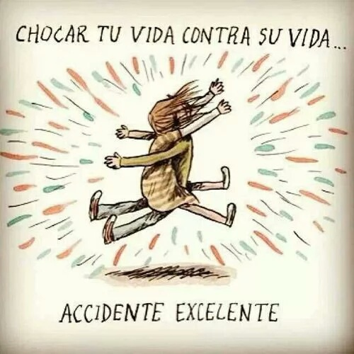 love, accident, and excellent image