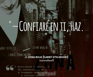 louis tomlinson, larry stylinson, and zona roja image