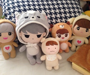 doll and exo image