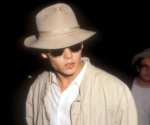 80s and johnny depp image