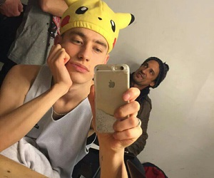 boy, olly alexander, and cute image
