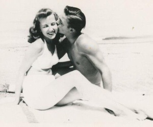 1930s, couple, and cute image