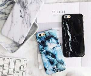 iphone, case, and black image