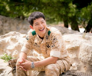 song joong ki, descendants of the sun, and kdrama image