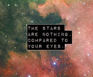 stars, love, and eyes image