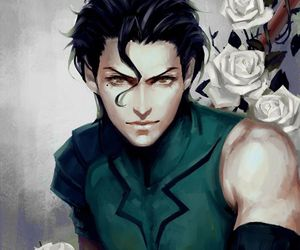 flowers, lancer, and fate zero image