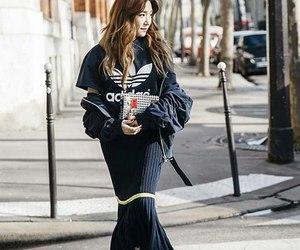 snsd, hwang miyoung, and pink princess image