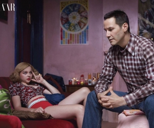 keanu reeves, taxi driver, and chloe grace moretz image