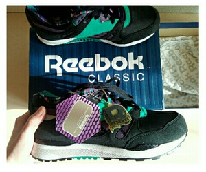 classic, shoes, and reebok image