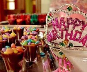 birthday, birthday girl, and happy image