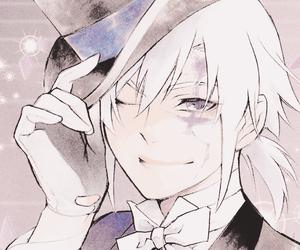 allen walker, d gray man, and anime image