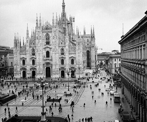 milan, italy, and city image