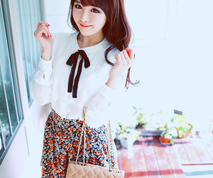 asian, cute, and cloth image