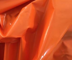 fabrics, follow, and orange image