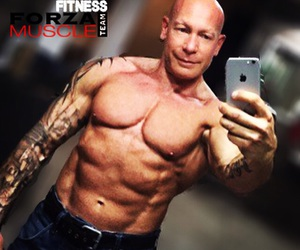 abs, motivation, and muscles image