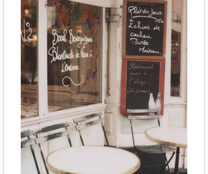 cafe, chairs, and Tables image