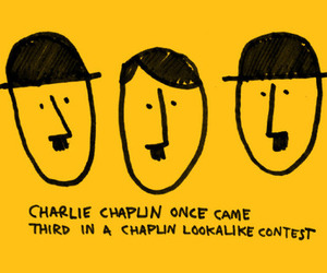 charlie chaplin and contest image
