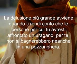 frasi, italiane, and delusione image