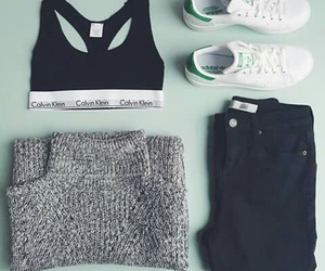 adidas, stan smith, and beauty image