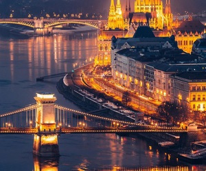 budapest, hungary, and city image