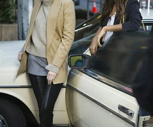 kendall jenner and joan smalls image