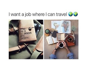 travel, wanted, and travellifestyle image