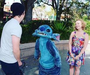 carrie, disney, and stitch image