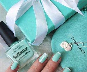 bow, tiffany, and Tiffany & Co. image