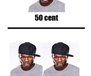 50 cent, lol, and haha image