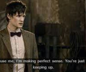 doctor who, matt smith, and eleventh image