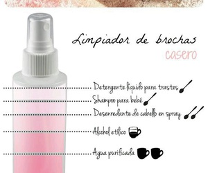 maquillaje and brochas image