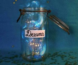 Dream, blue, and magic image