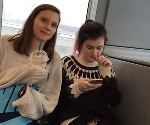 coll, maddy, and collxkelly image