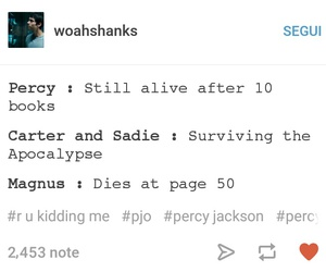 percy jackson and magnus chase image