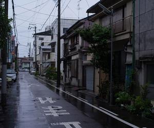 japan, grunge, and street image